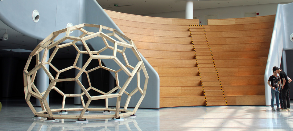 mero – Robotic Timber Construction