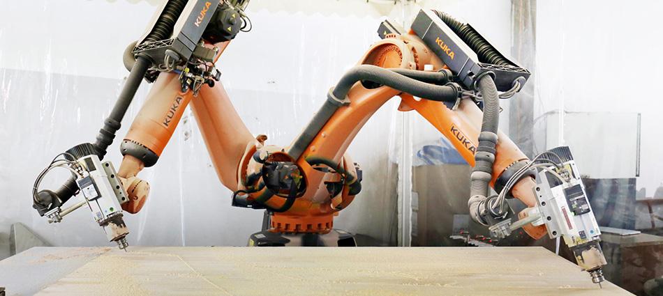 Robotic Fabrication 2018