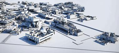Case-based Design with SketchUp models